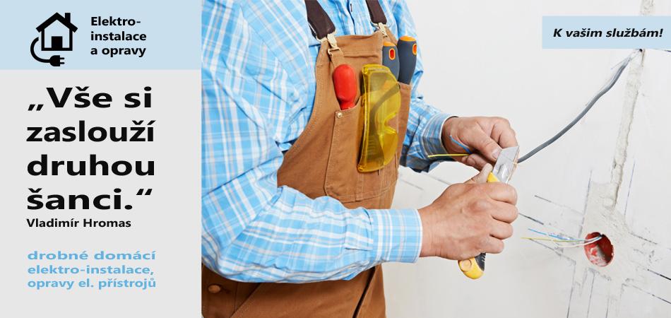 Oprava, servis a instalace balících strojů